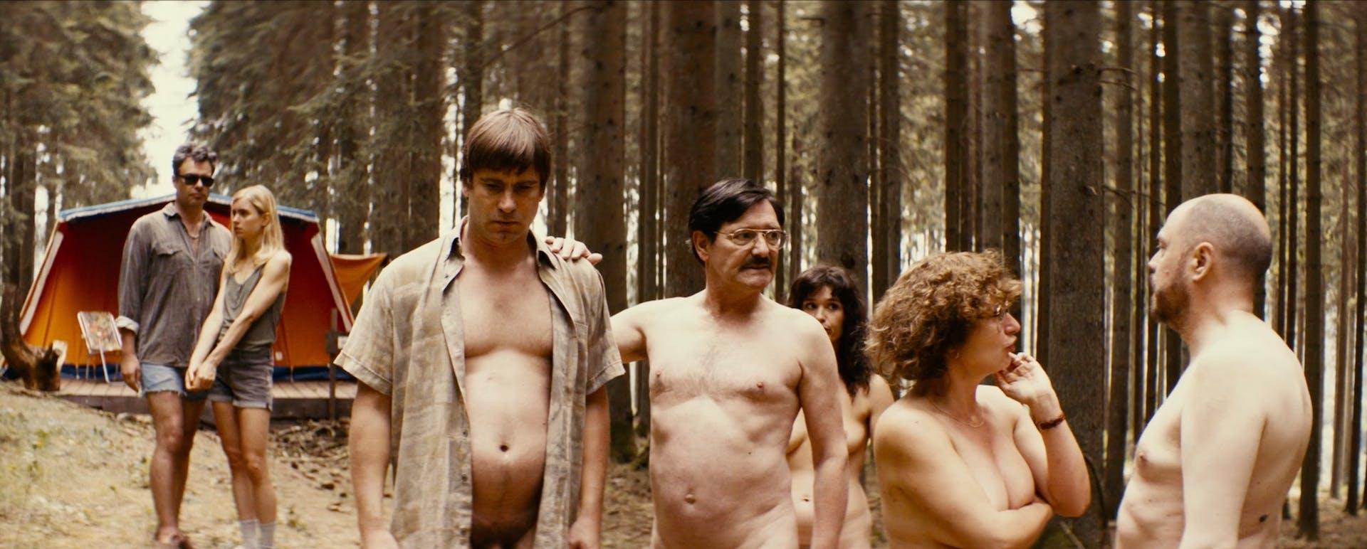 Patrick - Nude screening