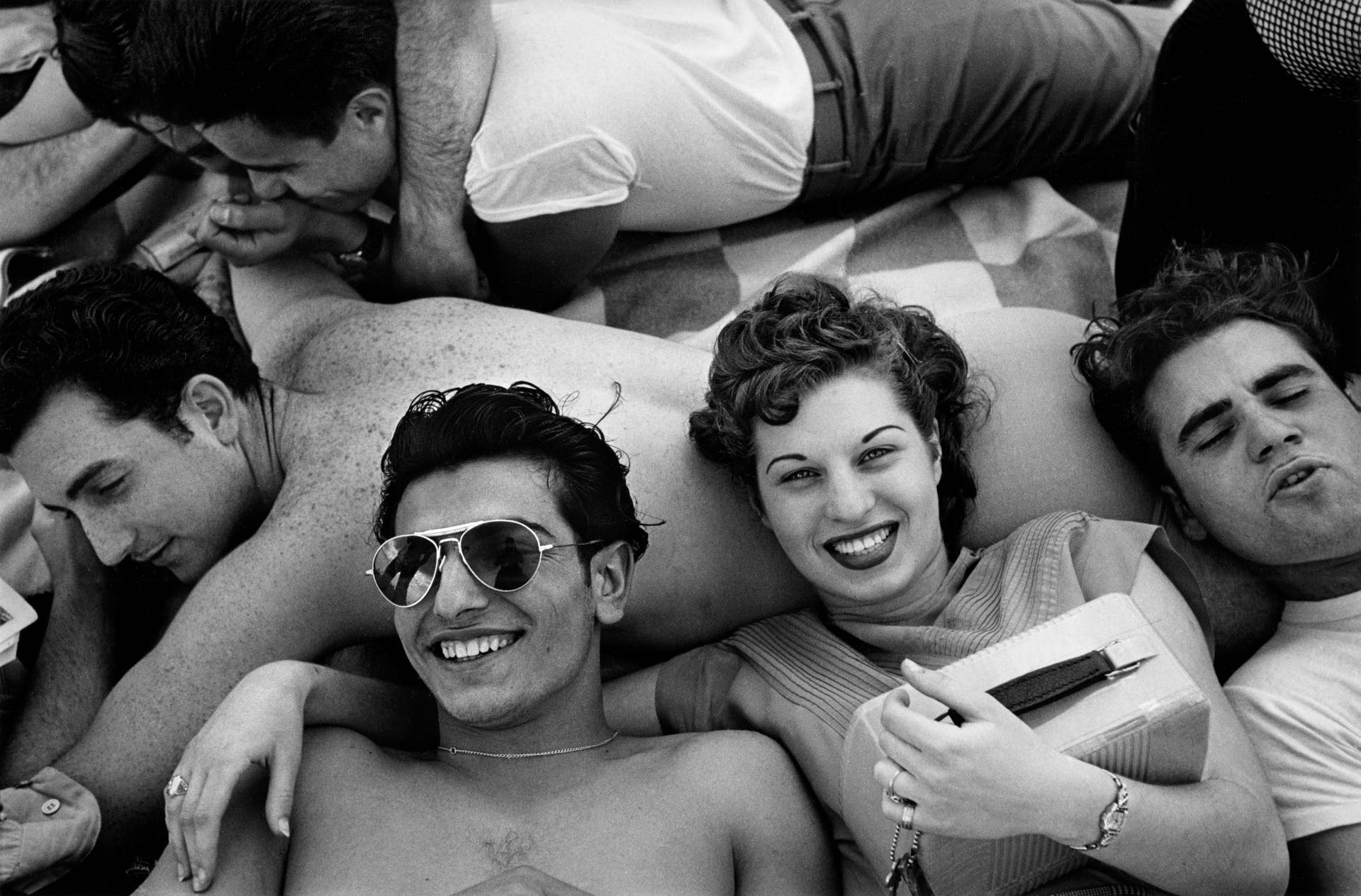 Last Stop Coney Island: The Life and Photography of Harold Feinstein