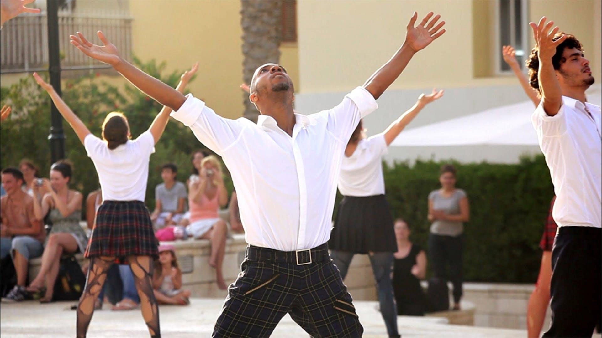Let's Dance!  (Tseadim)