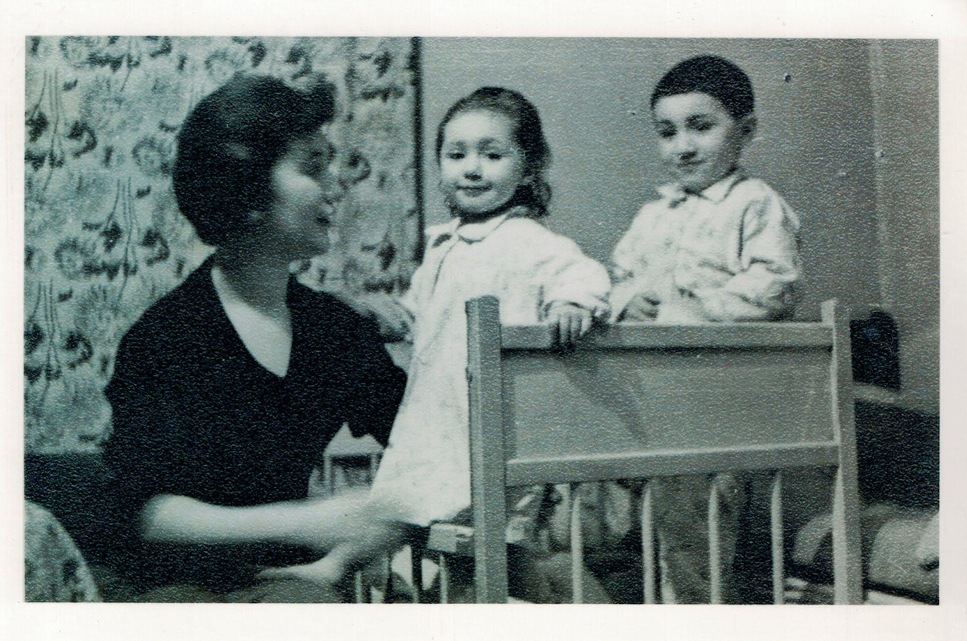 My Mother's Lost Children