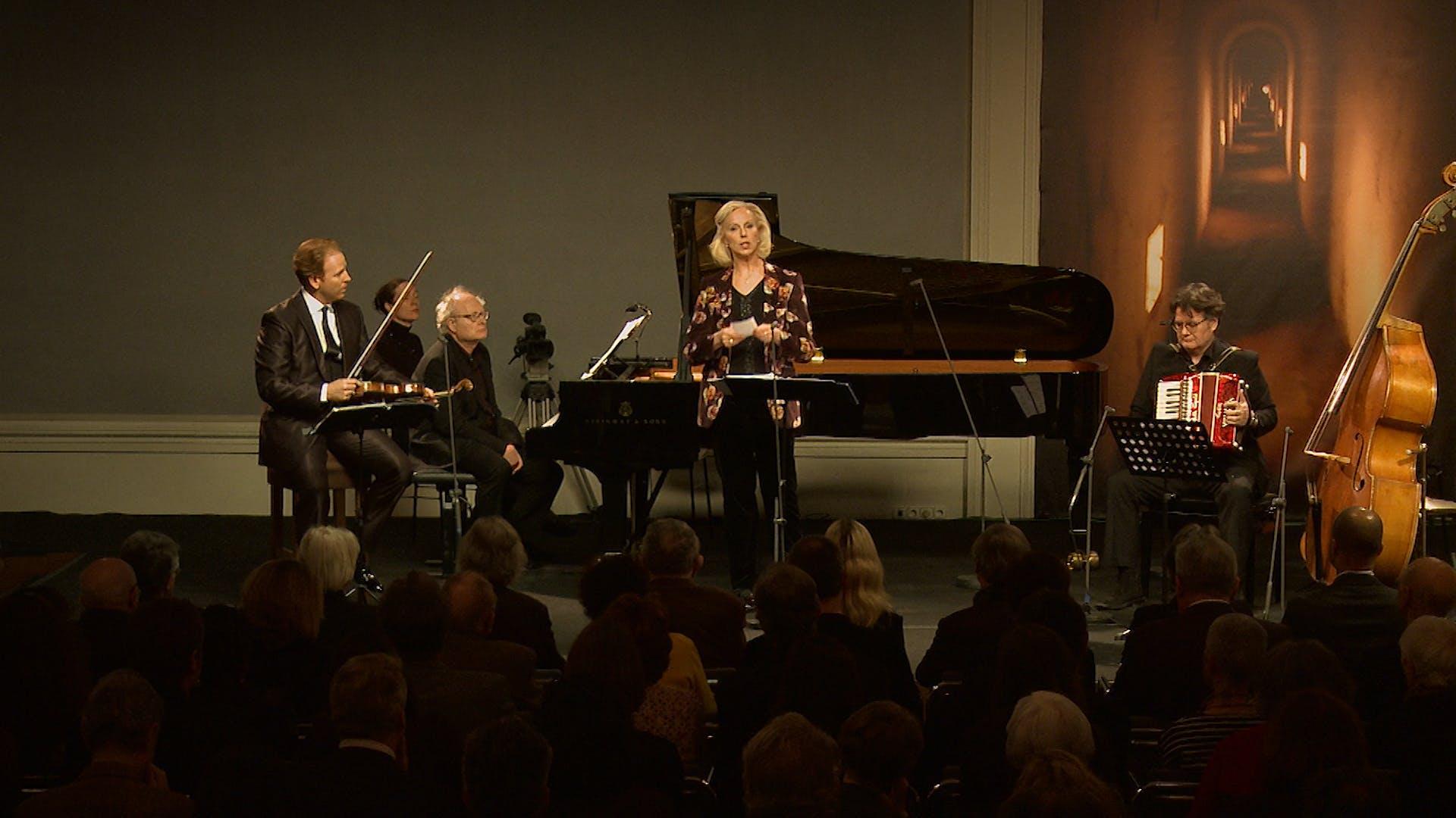 Refuge in Music (Musik als Zuflucht - Terezín/Theresienstadt)