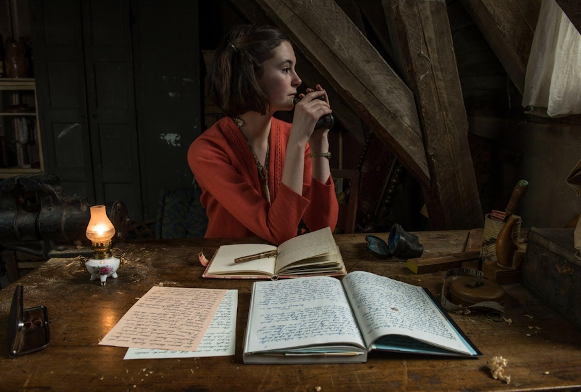 The Diary Of Anne Frank (Das Tagebuch der Anne Frank)